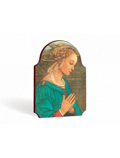 Quadro in legno sagomato 50x70 cm