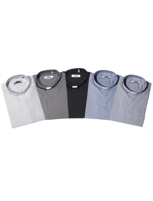 Camicia manica lunga - Cotone