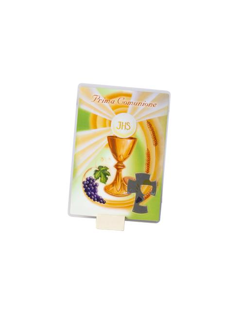 Maxi-Card con supporto da poggio