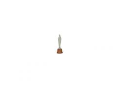 Statue in polimero fosforescente 6 cm