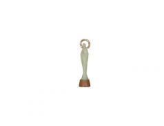 Statue in polimero fosforescente 11 cm