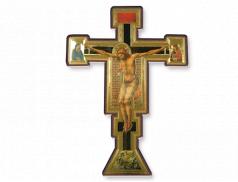 Riproduzione artistica della croce di Giotto