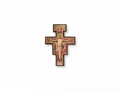 Croce di San Damiano in legno