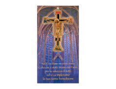 Benedizione Croce di Giotto