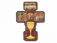 Croce Comunione in legno