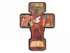 Croce Cresima in legno