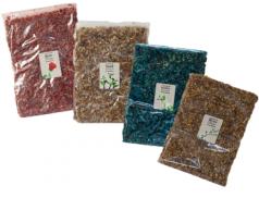 Incenso con grani colorati con olio profumato 100gr