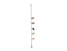 Bracciale argento 925 bicolore orme-bimbi