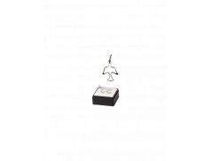 Medaglia Sprito Santo con anello Argento 925 Completa di scatolo