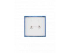 Orecchini Angelo in Arg. 925 con ali in zirconi