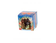 Scatolina cartoncino lucido con Bambino P1/F