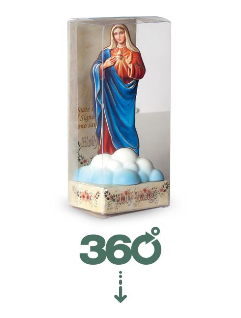 """Statuetta Sagomata """"Holy Image"""""""