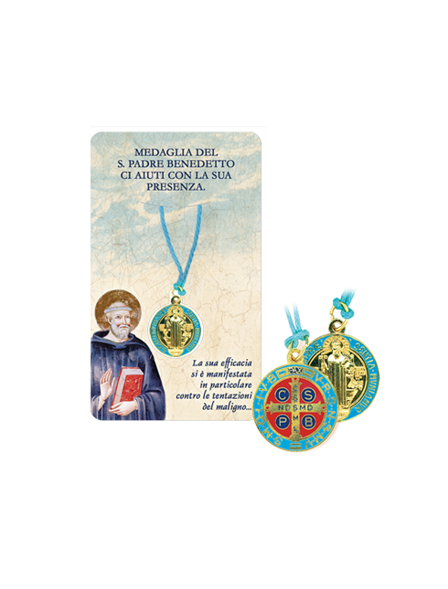Medaglia del S. Padre Benedetto