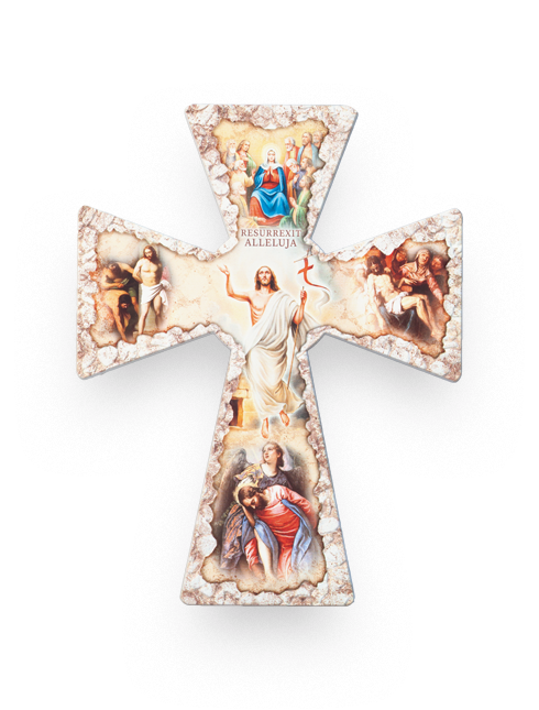 Croce effetto pietra
