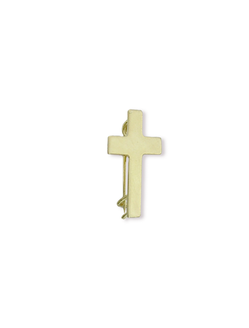 Spilla sacerdotale dorata