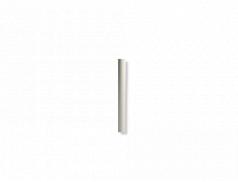 Finta candela in polimero 40 cm