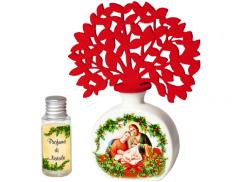 Profumatore in ceramica con albero sagomato